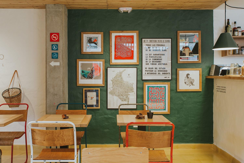 Arte en Consulado Vegetal